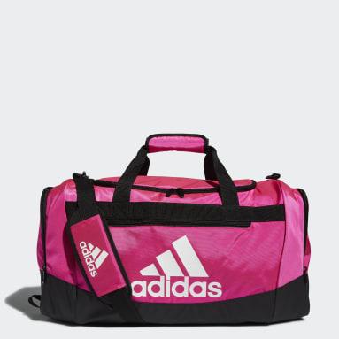 Training Pink Defender Duffel Bag Medium
