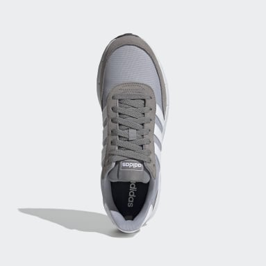 Hardlopen Grijs Run 60s 2.0 Schoenen
