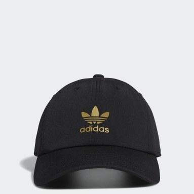 Men Originals Black Color Reflect Hat