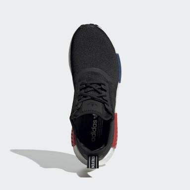 Men Originals Black NMD_R1 OG Shoes