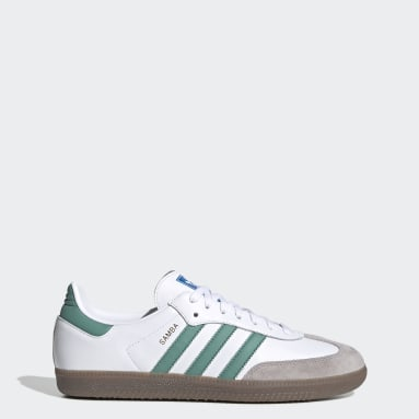 Men Originals White Samba OG Shoes