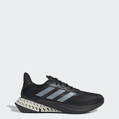 Youth Running Black 4DFWD Pulse Shoes