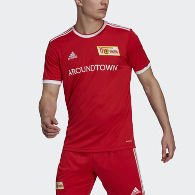 Football Red 1. FC Union Berlin 21/22 Home Jersey
