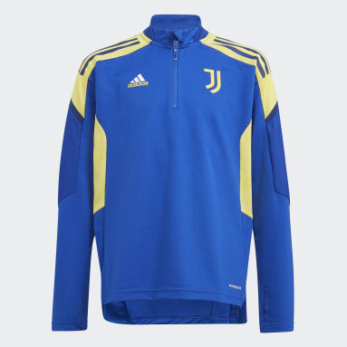 Haut d'entraînement Juventus Condivo Bleu Enfants Football