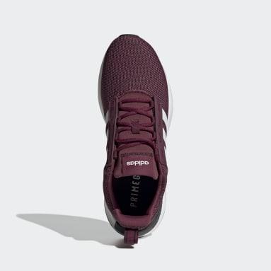 Men's Essentials Burgundy Racer TR21 Shoes