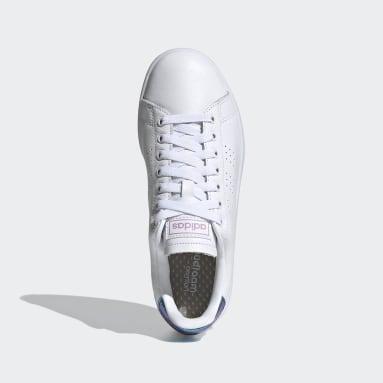 Zapatilla Advantage Blanco Mujer Tenis