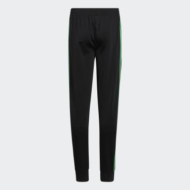 Youth Training Green Tricot Joggers