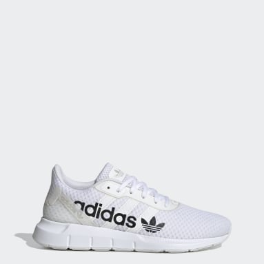 Women Originals White Swift Run RF Shoes