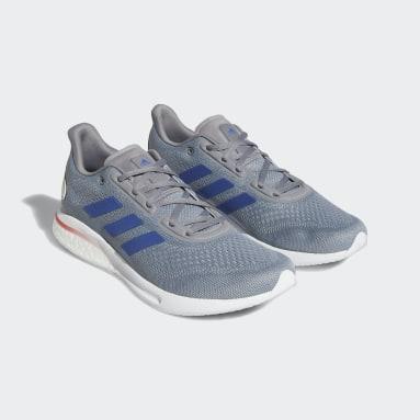 Running Grey Supernova Shoes