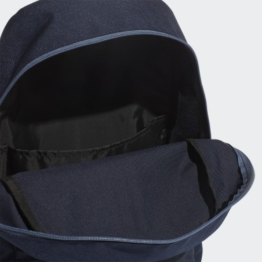 Sportswear Blue Classic 3-Stripes Backpack