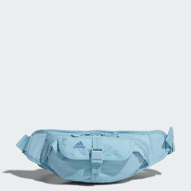 Waist Bag Niebieski