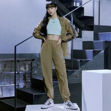 Women Originals White Forum Plus Shoes