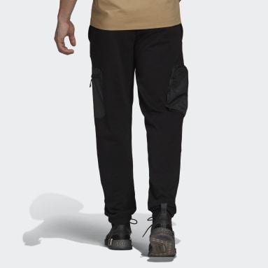 Sweat pants R.Y.V. Cuffed Nero Uomo Originals