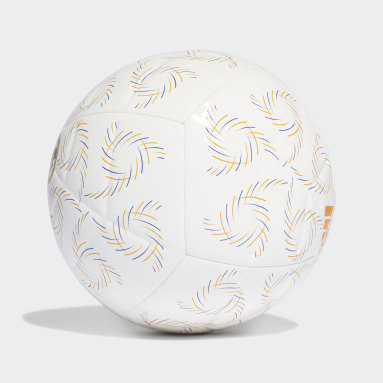 Pallone Home Club Real Madrid Bianco Calcio