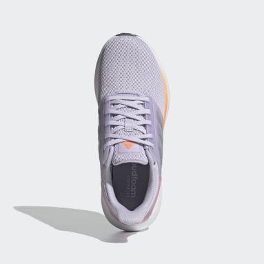 Chaussure EQ19 Run Violet Femmes Running