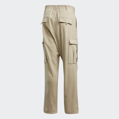 Pants Cargo Y-3 CL Beige Hombre Y-3