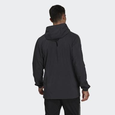 Juventus Tiro Presentation Jacket Szary