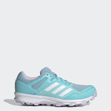 Women Field Hockey Turquoise Fabela Rise Shoes