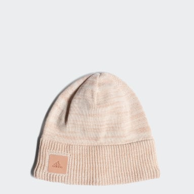 Youth 8-16 Years Gym & Training Pink Beanie