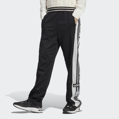 Ženy Originals černá Sportovní kalhoty Adicolor Classics Adibreak