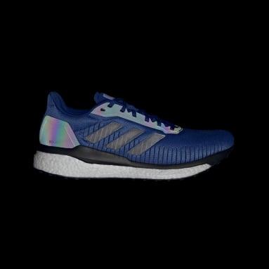Zapatillas Solar Drive 19 Azul Hombre Running