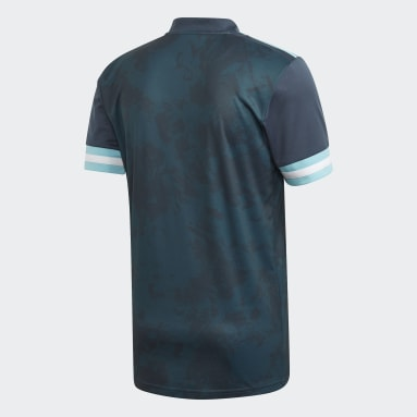 Youth Soccer Blue Argentina Away Jersey