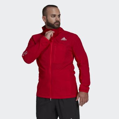 Heren Hardlopen Rood Adizero Marathon Jack