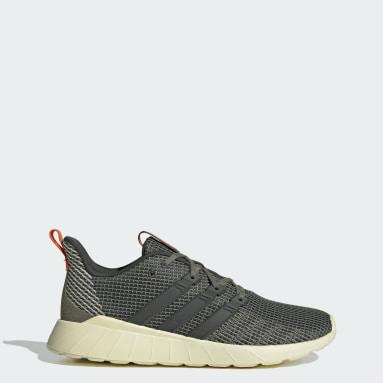 Herr Löpning Grön Questar Flow Shoes