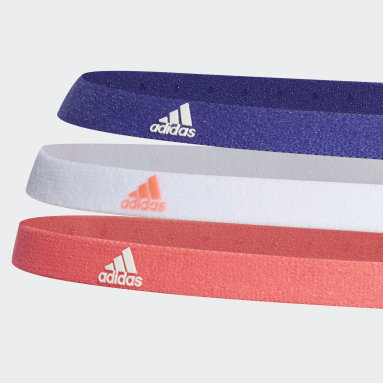 Training Purple Hairband 3 Pack