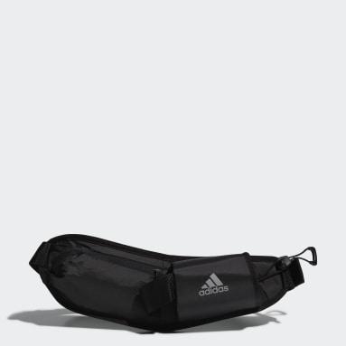 Running Black Run Bottle Bag