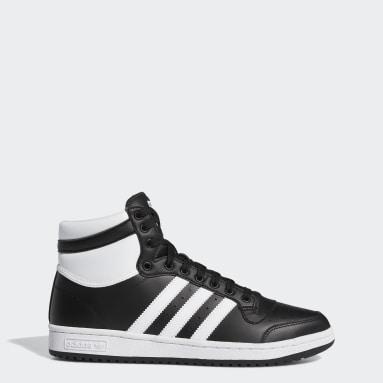 Originals Zwart Top Ten Schoenen