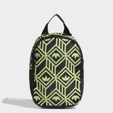 Women Originals Black Mini Backpack