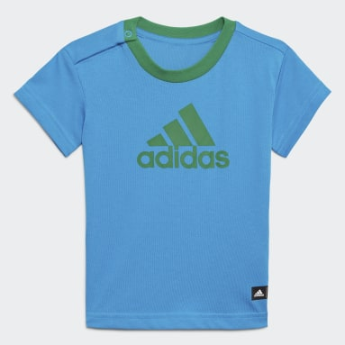 синий Комплект: футболка и шорты adidas x Classic LEGO® Summer