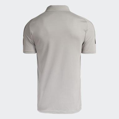 Camisa Polo Cruzeiro Cinza Homem Futebol