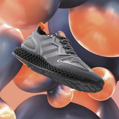 ZX 2K 4D Shoes Szary