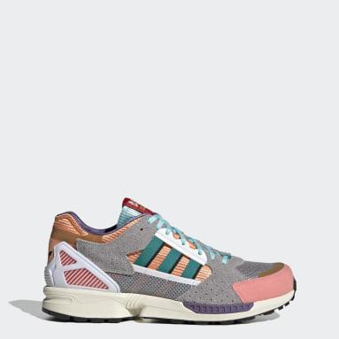 Men's Originals Brown ZX 10/8 Candyverse Shoes