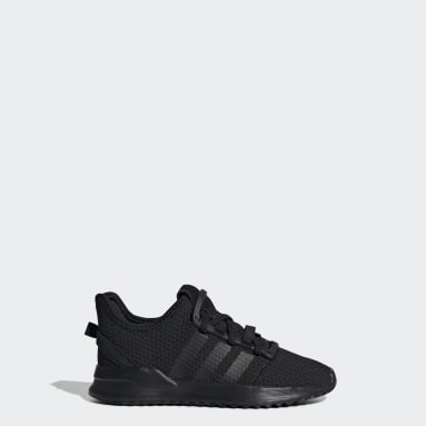 Kids 4-8 Years Originals Black U_Path Run Shoes