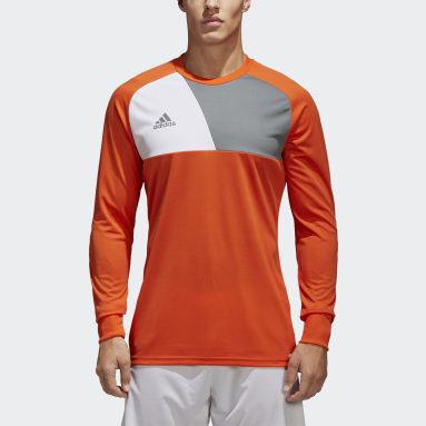 Maillot de gardien de but Assita 17 Orange Hommes Football