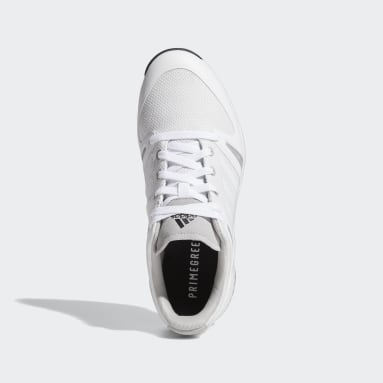 Golf White EQT Spikeless Wide Golf Shoes