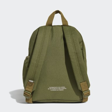 Børn Originals Grøn Adicolor Classic rygsæk, small
