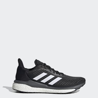 Women Running Black SolarDrive 19 Shoes