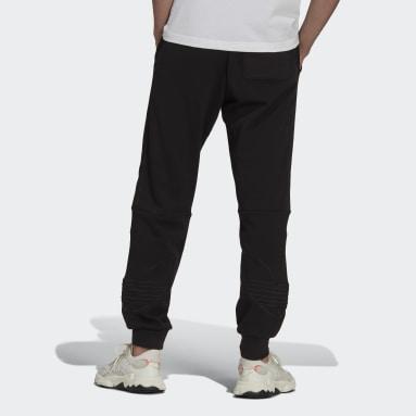 Men Originals Black Graphics Tricolor Sweat Pants