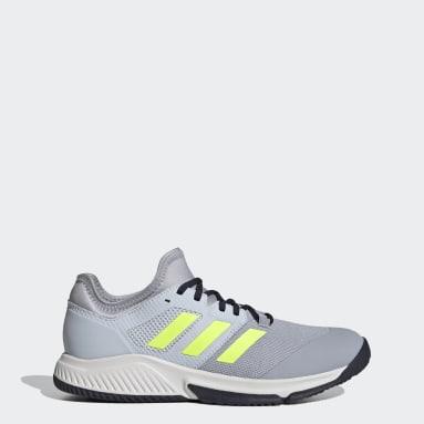 Netball Grey Court Team Bounce Indoor Shoes