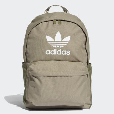 Kids Originals Green Adicolor Backpack
