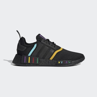 ผู้ชาย Originals สีดำ รองเท้า NMD_R1