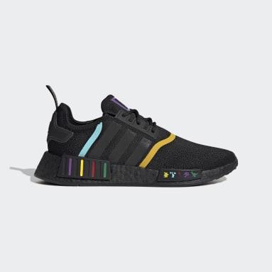 Men's Originals Black NMD_R1 Shoes