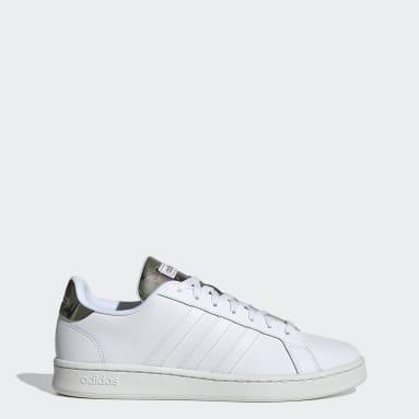 Chaussure Grand Court Blanc Sportswear