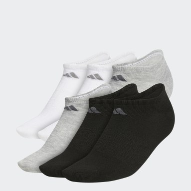 Women's Training Multicolor Superlite No-Show Socks 6 Pairs