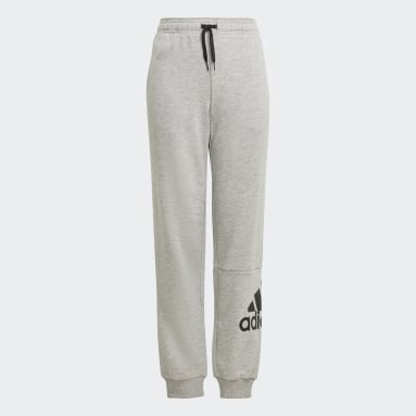 Boys Lifestyle Grey Essentials French Terry Pants