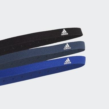 Volleybal zwart Haarband 3-Pak